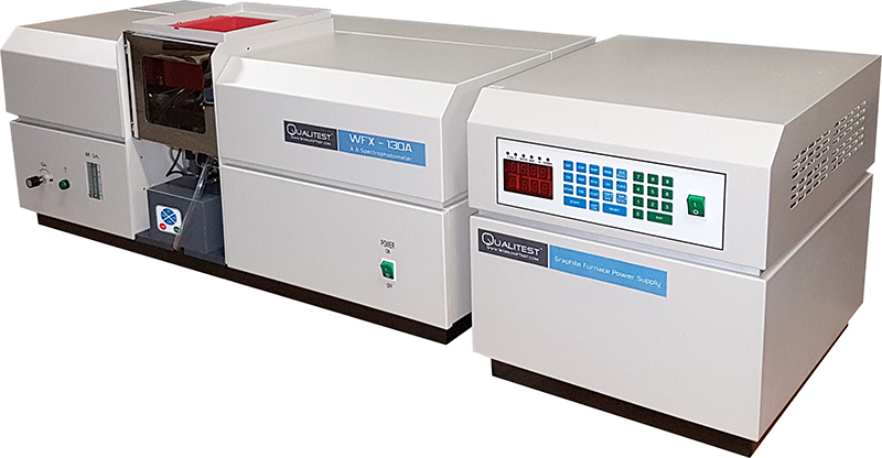 Atomic Absorption Spectrometer | Qualitest