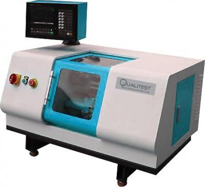Mini CNC Sample Preparation Lathe - QualiLathe-210 | Qualitest