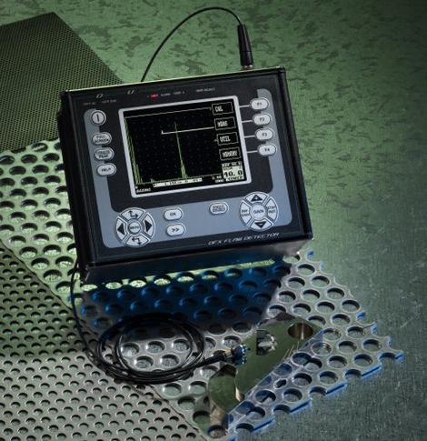 Ultrasonic Flaw Detector | Qualitest