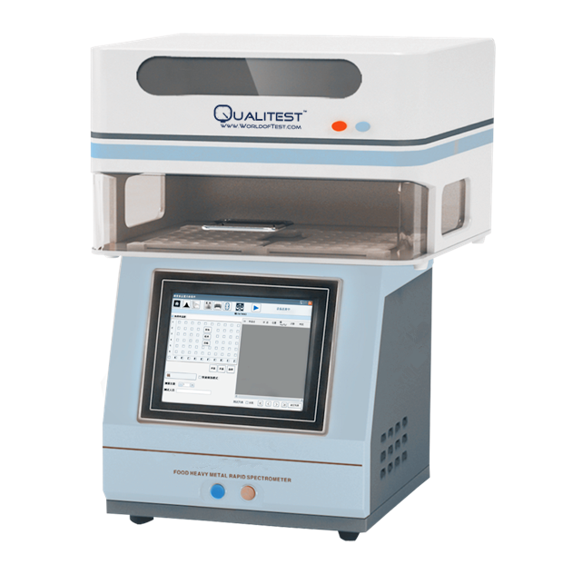 Food Heavy-Metal Quick Analyzer - QualiX-S Plus