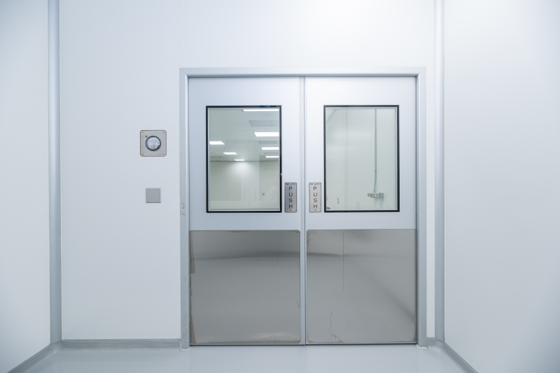 Clearnoom Door Airlock