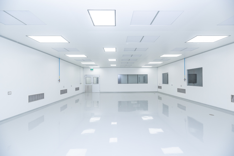 Modular Clearnoom Ceiling