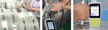Ultrasonic Portable Hardness Tester Applications