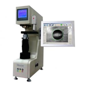Built-in QualiScope Brinell Measurement System Auto Z-axis