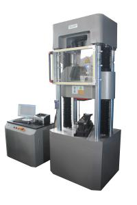 Hydraulic Universal Testing Machines - HW Series