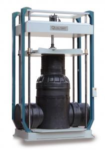 Static Constant Loading Tester for Thermoplastic Manhole