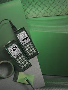 Ultrasonic Material and Coating Thickness Gauge - CMX Series