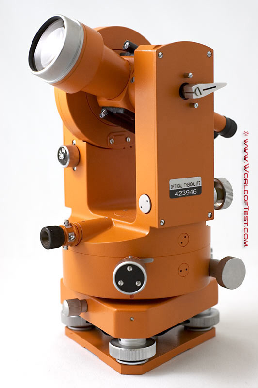 THEO-2 (2' Erect Optical Theodolite)